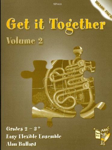 Alan Bullard: Get It Together: Brass Ensemble: Instrumental Album