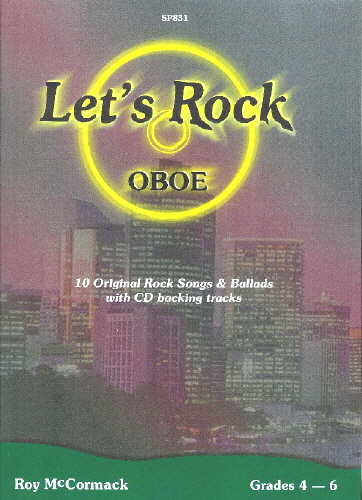 R. Mccormack: Let's Rock: Oboe: Instrumental Album