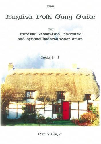Chris Guy: English Folk Song Suite: Flexible Band: Instrumental Album