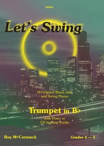 R. Mccormack: Let's Swing: Trumpet: Instrumental Album