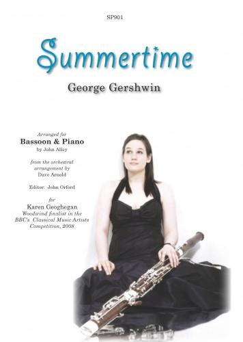 George Gershwin: Summertime: Bassoon: Instrumental Album