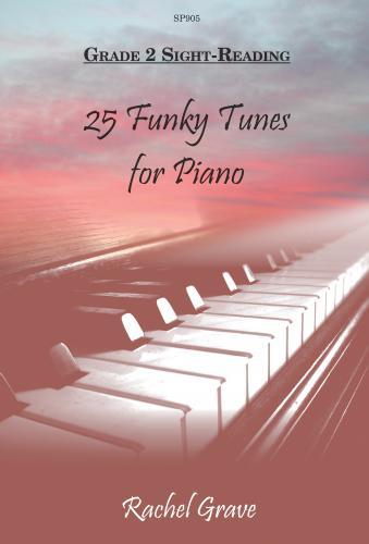 R. Grave: Funky Tunes(25) (Grade 2): Piano: Instrumental Album