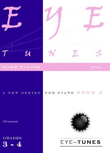 Mark Tanner: Eye Tunes Book 3: Piano: Instrumental Album