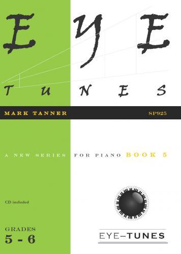 Mark Tanner: Eye Tunes Book 5: Piano: Instrumental Album