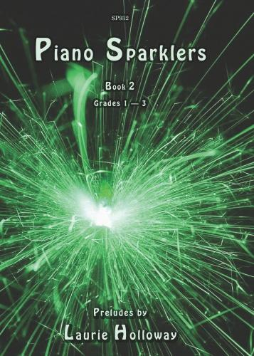 Laurie Holloway: Piano Sparklers Book 2: Piano: Instrumental Album