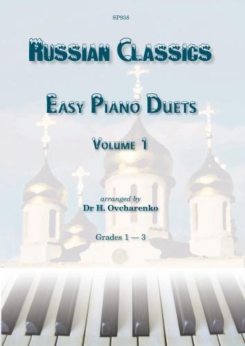Russian Classics 1: Piano Duet: Instrumental Album