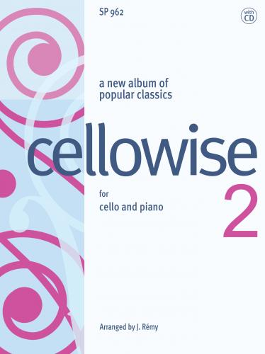 Butt-Chen: Cellowise 2: Cello: Instrumental Album
