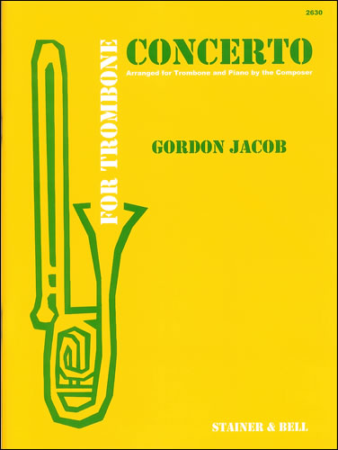 Concerto For Trombone and Orchestra: Trombone: Instrumental Work