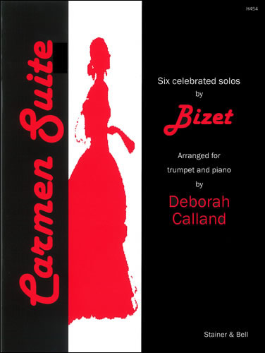 Carmen Suite - Six Celebrated Solos: Trumpet: Instrumental Work