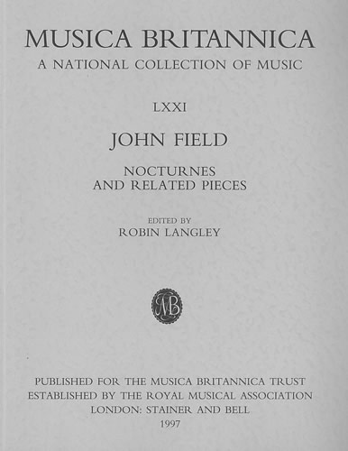John Field: Nocturnes and Related Pieces: Orchestra: Instrumental Album