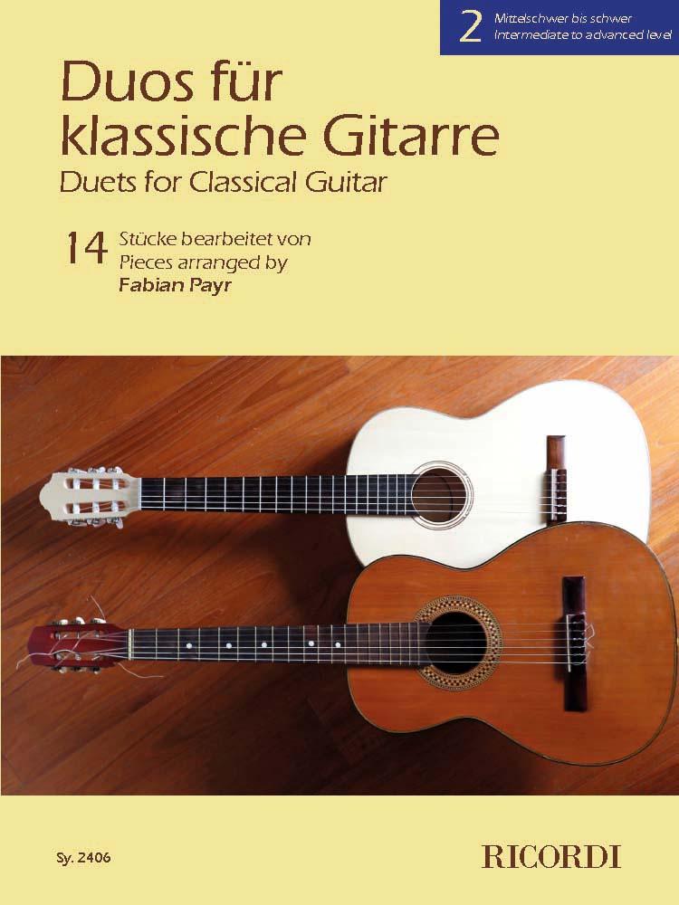 Duos für klassische Gitarre 2: Guitar: Instrumental Album