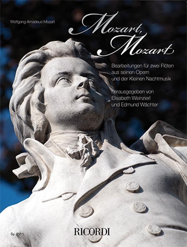 Wolfgang Amadeus Mozart: Mozart  Mozart!: Flute Duet: Instrumental Work