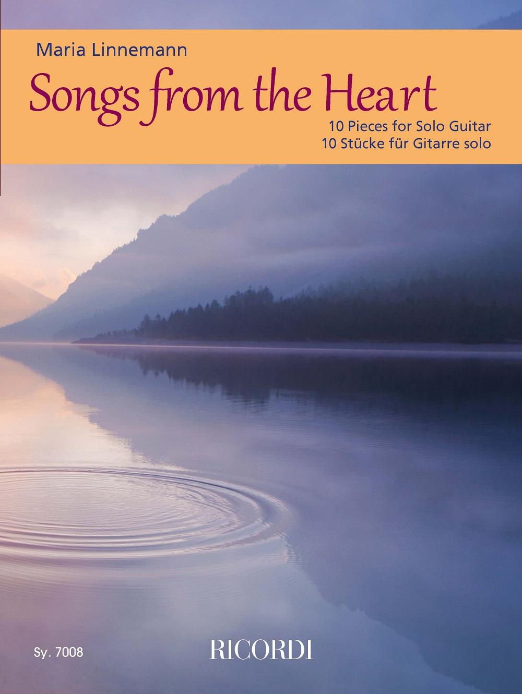 Maria Linnemann: Songs from the Heart: Guitar Solo: Instrumental Album