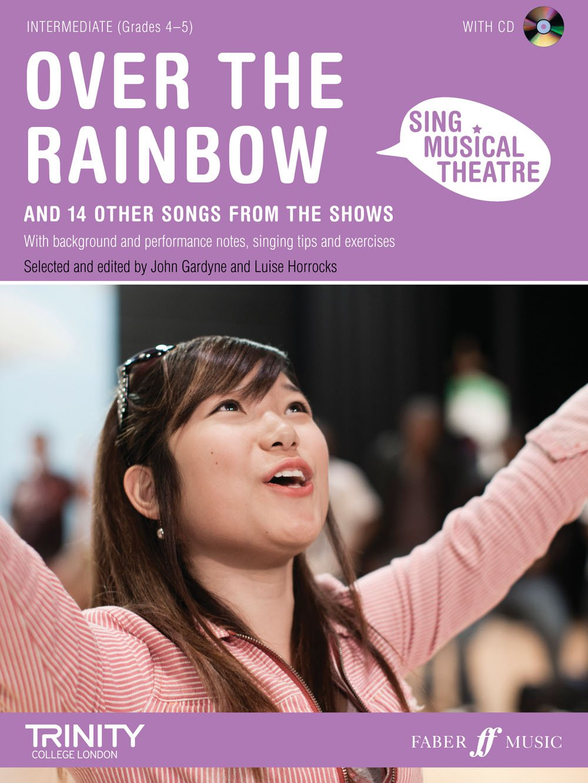 Sing Musical Theatre - Over The Rainbow: Vocal: Vocal Album