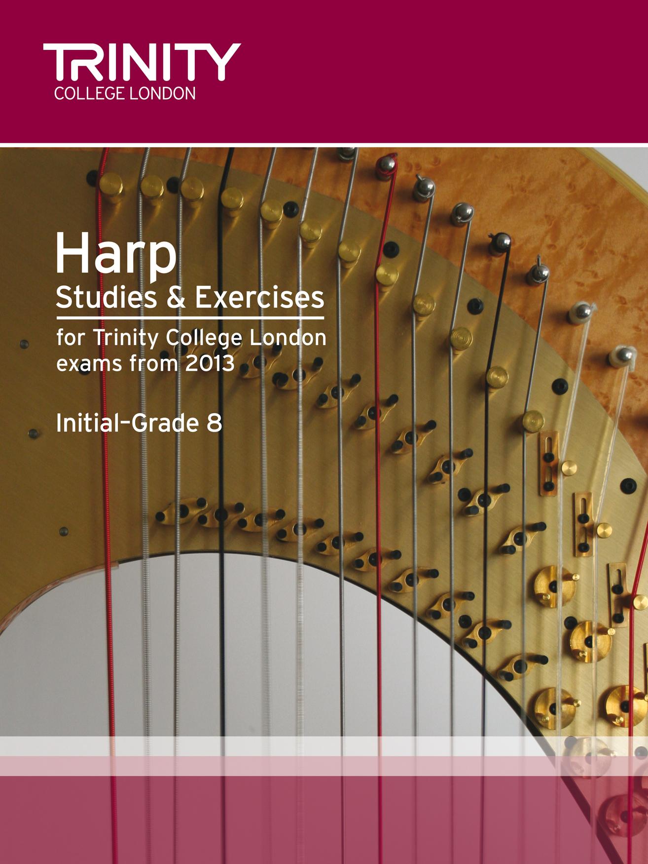 Harp Studies & Exercises 2013: Harp: Instrumental Album