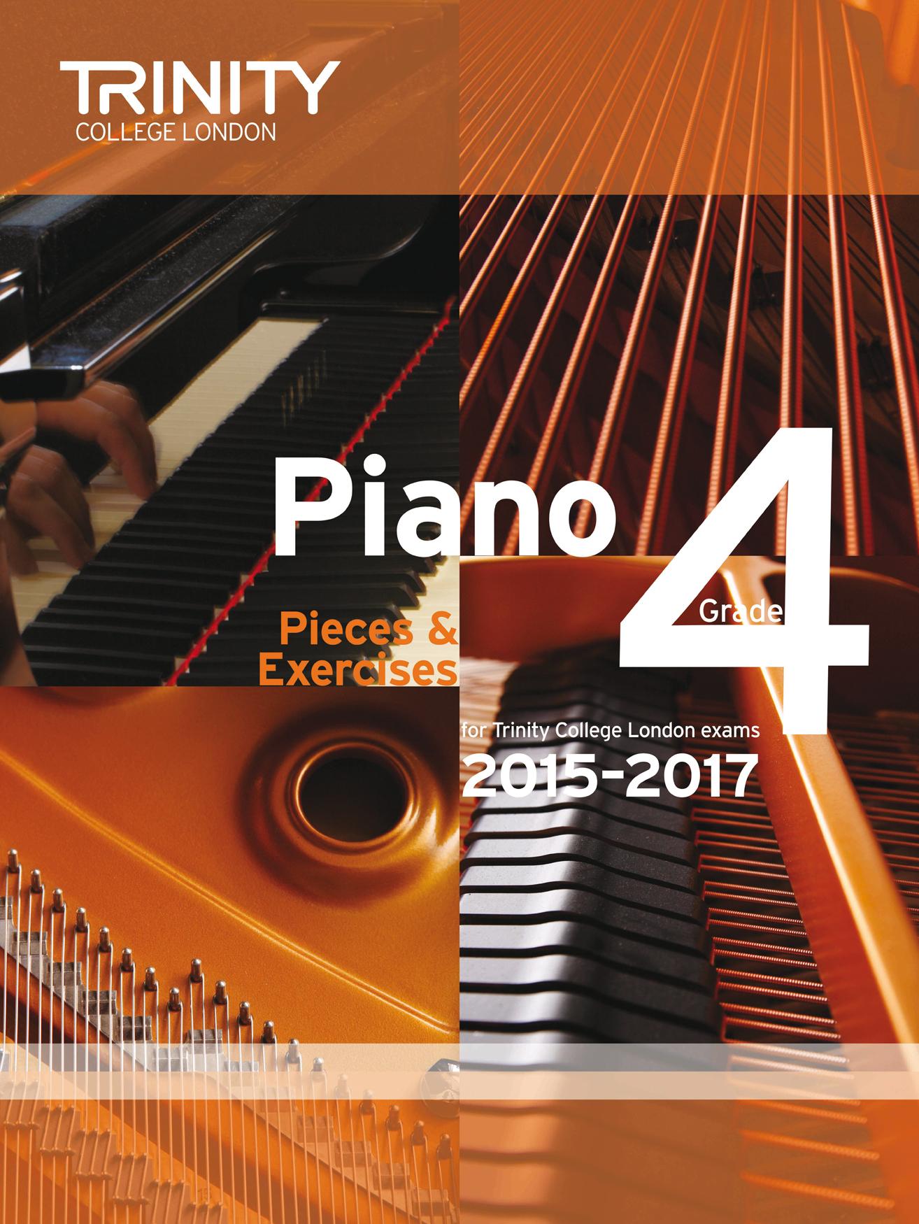 Piano Exam Pieces & Exercises 2015-2017 - Grade 4: Piano: Instrumental Album