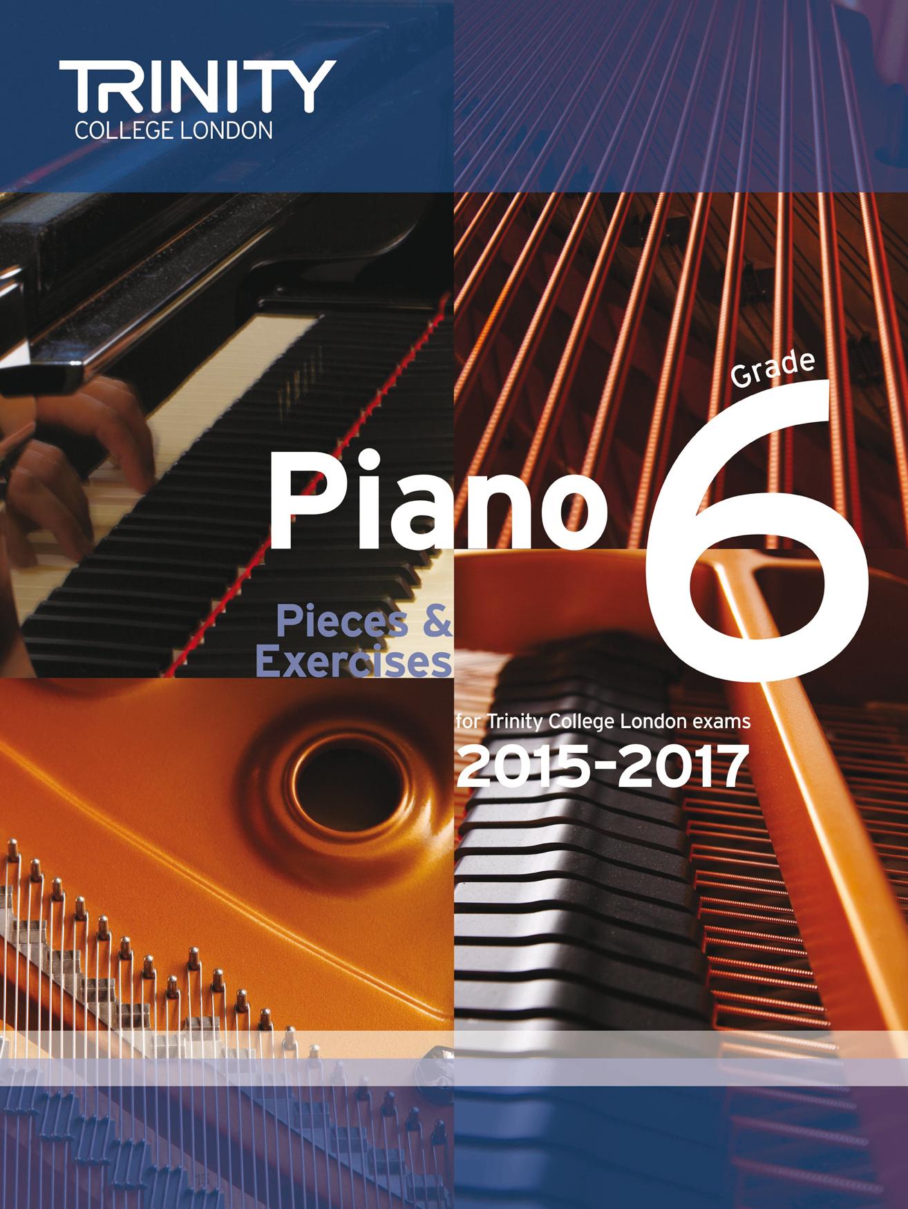 Piano Exam Pieces & Exercises 2015-2017 - Grade 6: Piano: Instrumental Album
