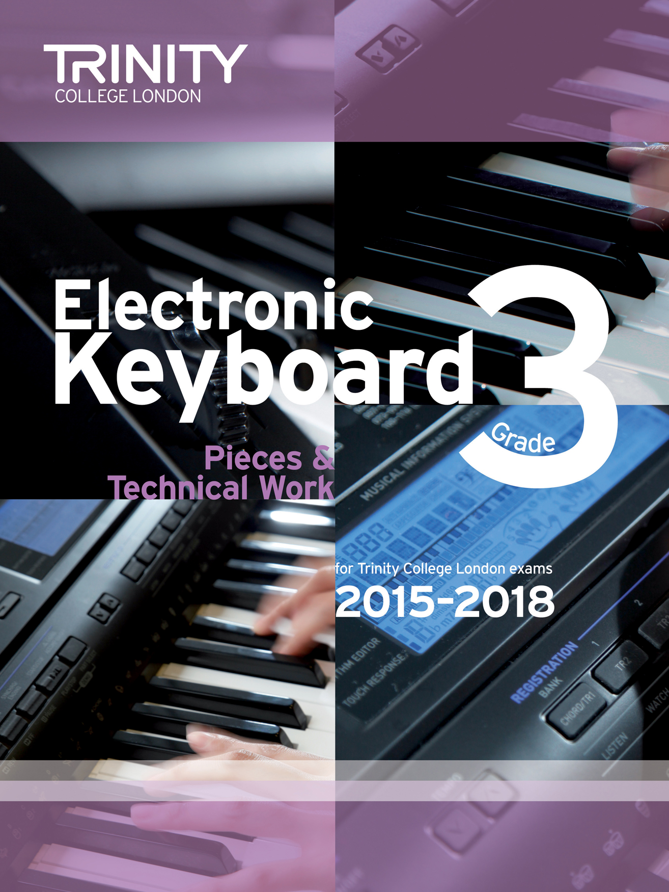 Exam Pieces From 2015 - Electronic Keyboard: Electric Keyboard: Instrumental