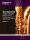 Saxophone & Jazz Saxophone Scales  Arpeggios: Saxophone: Instrumental Album