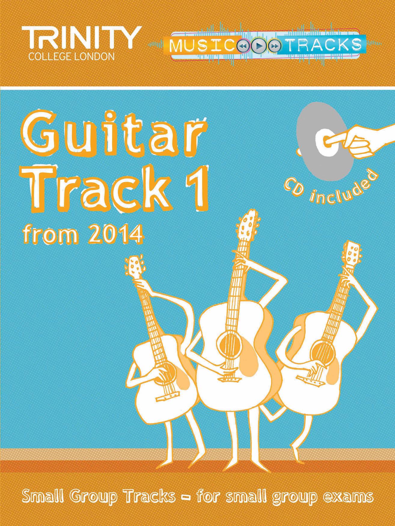 Small Group Tracks - Guitar Track 1: Guitar Solo: Instrumental Tutor