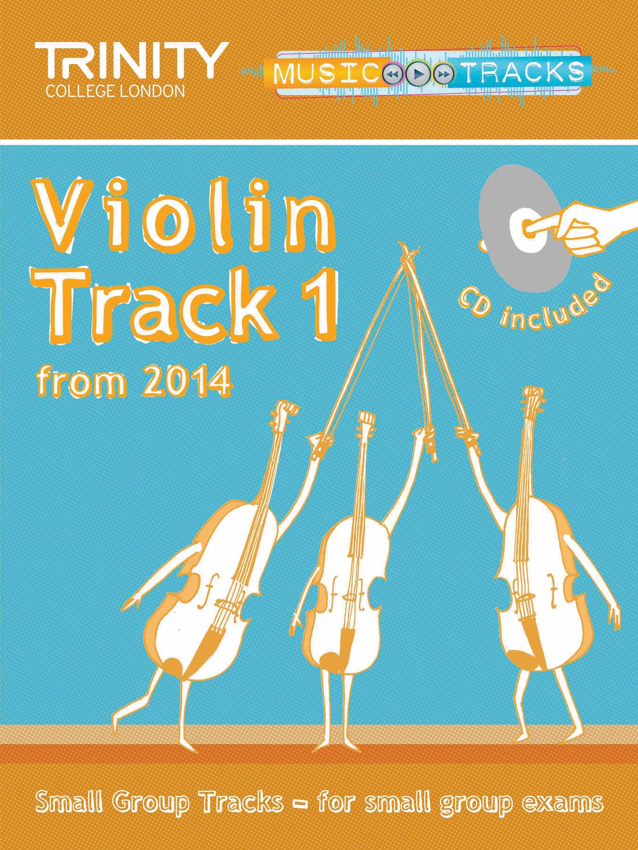 Small Group Tracks - Violin Track 1: Violin: Instrumental Album