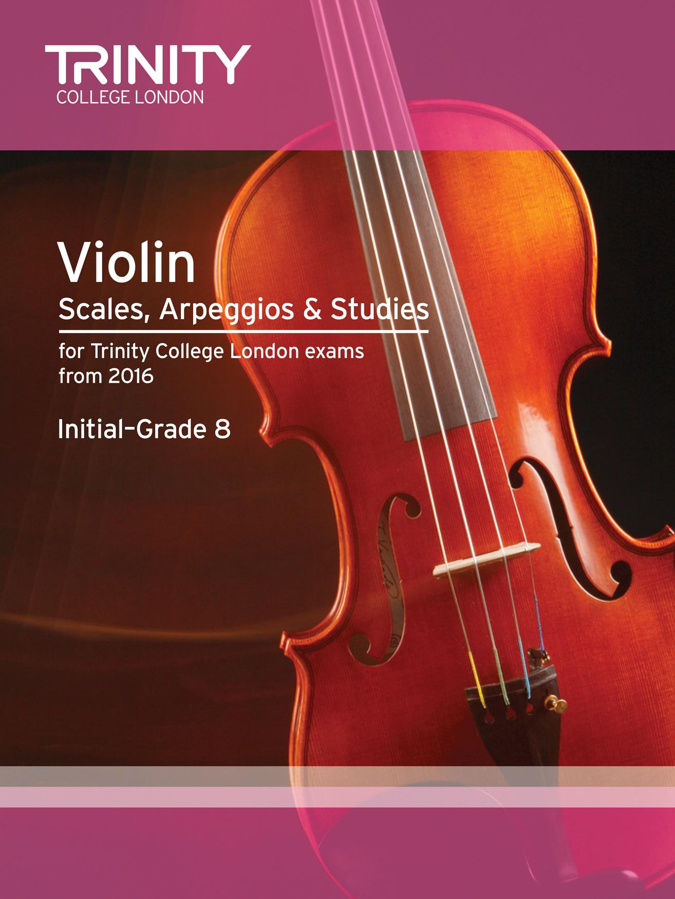 Violin Scales  Arpeggios & Studies: Violin: Instrumental Tutor