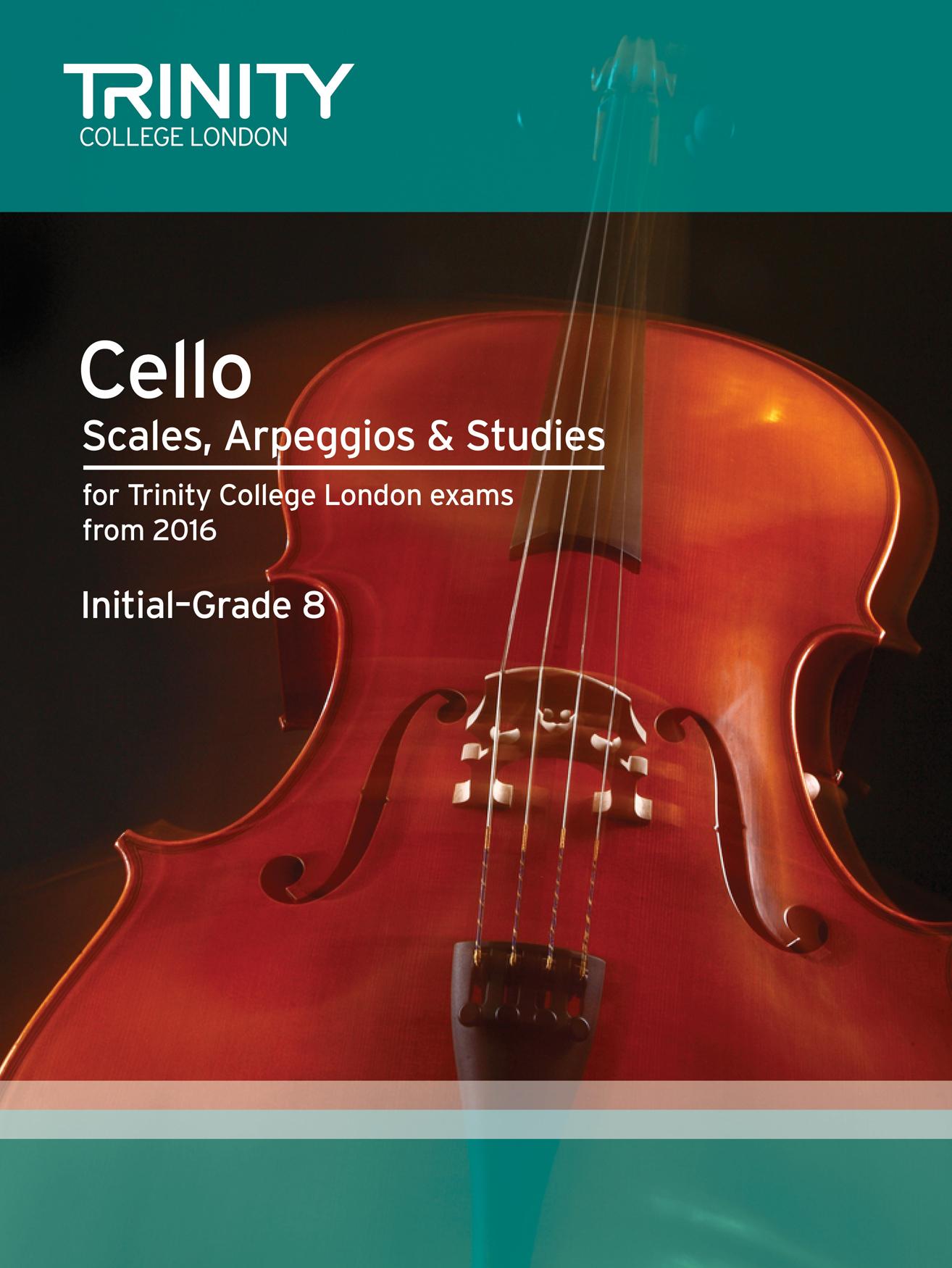 Cello Scales  Arpeggios & Studies: Cello: Instrumental Tutor