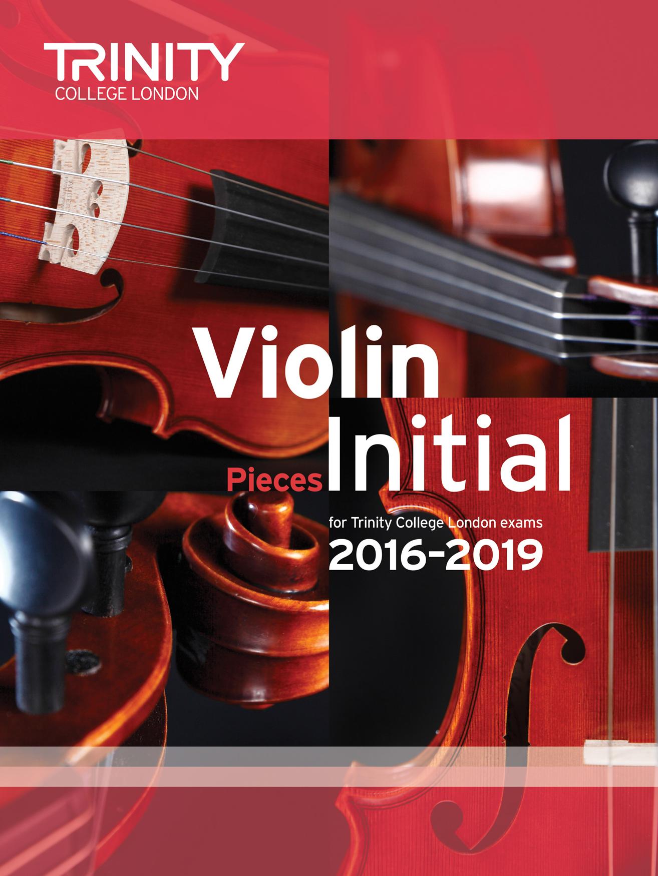 Violin Exam Pieces - Initial: Violin: Score and Parts
