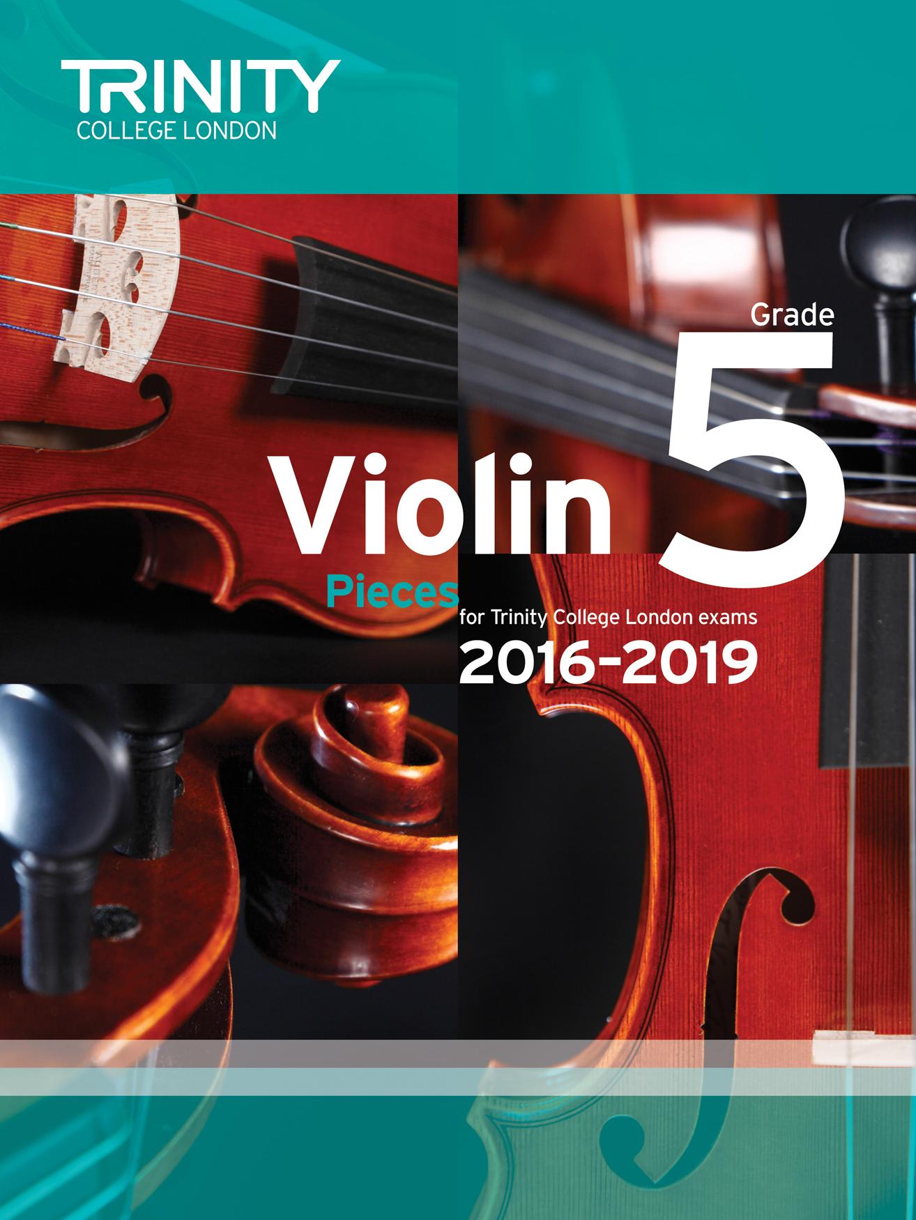 Violin Exam Pieces - Grade 5: Violin: Score and Parts