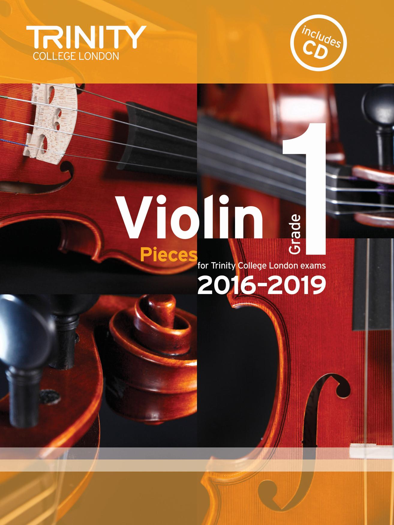 Violin Exam Pieces - Grade 1: Violin: Score and Parts