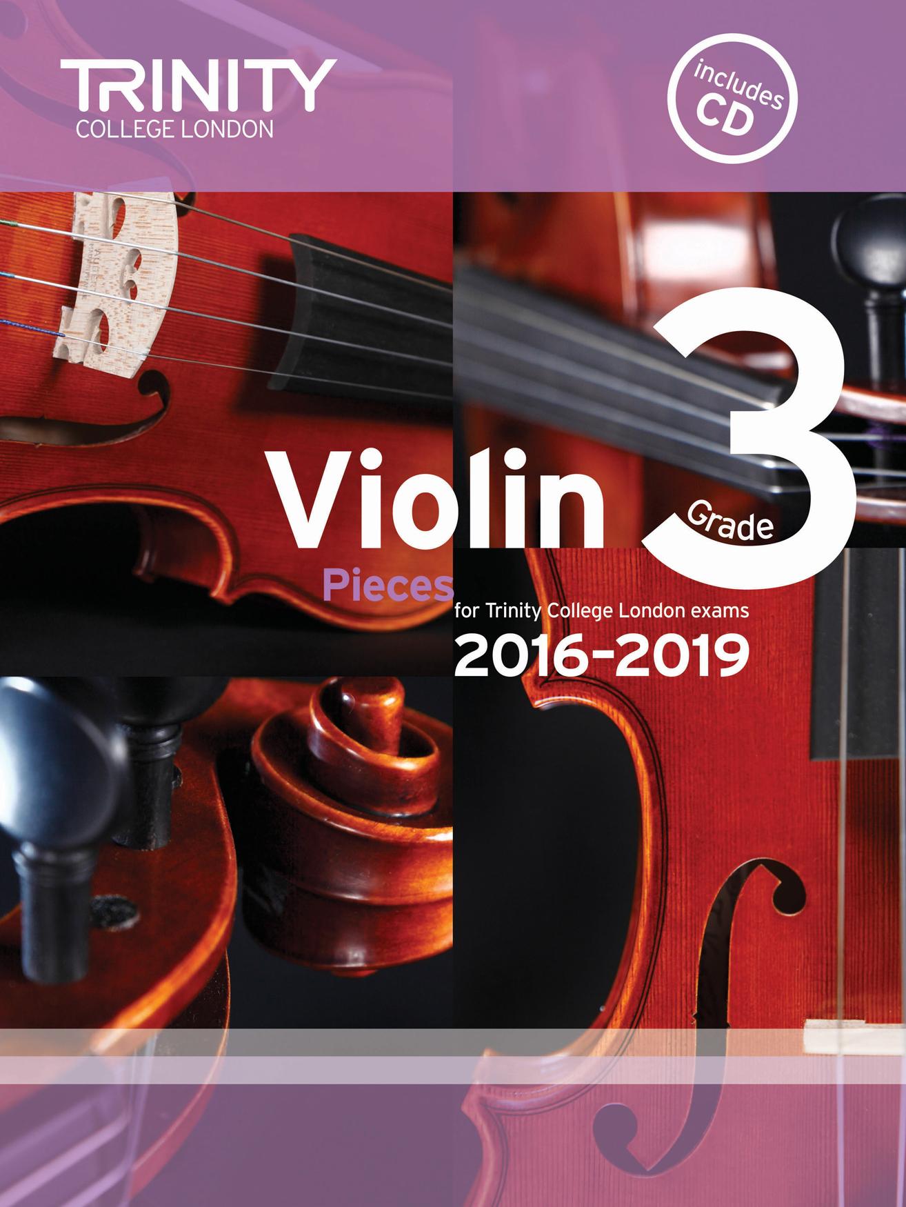 Violin Exam Pieces - Grade 3: Violin: Score and Parts