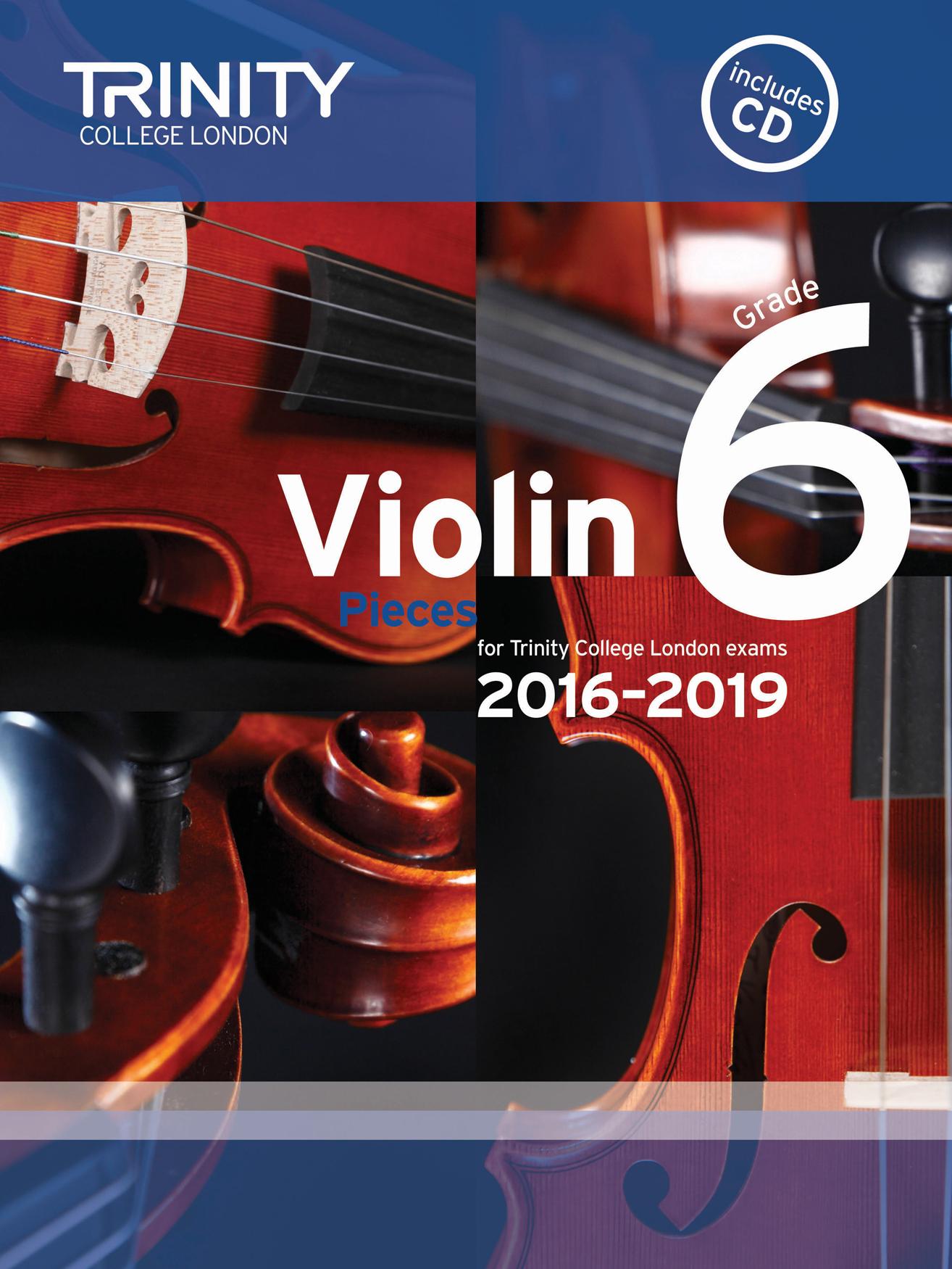 Violin Exam Pieces - Grade 6: Violin: Score and Parts