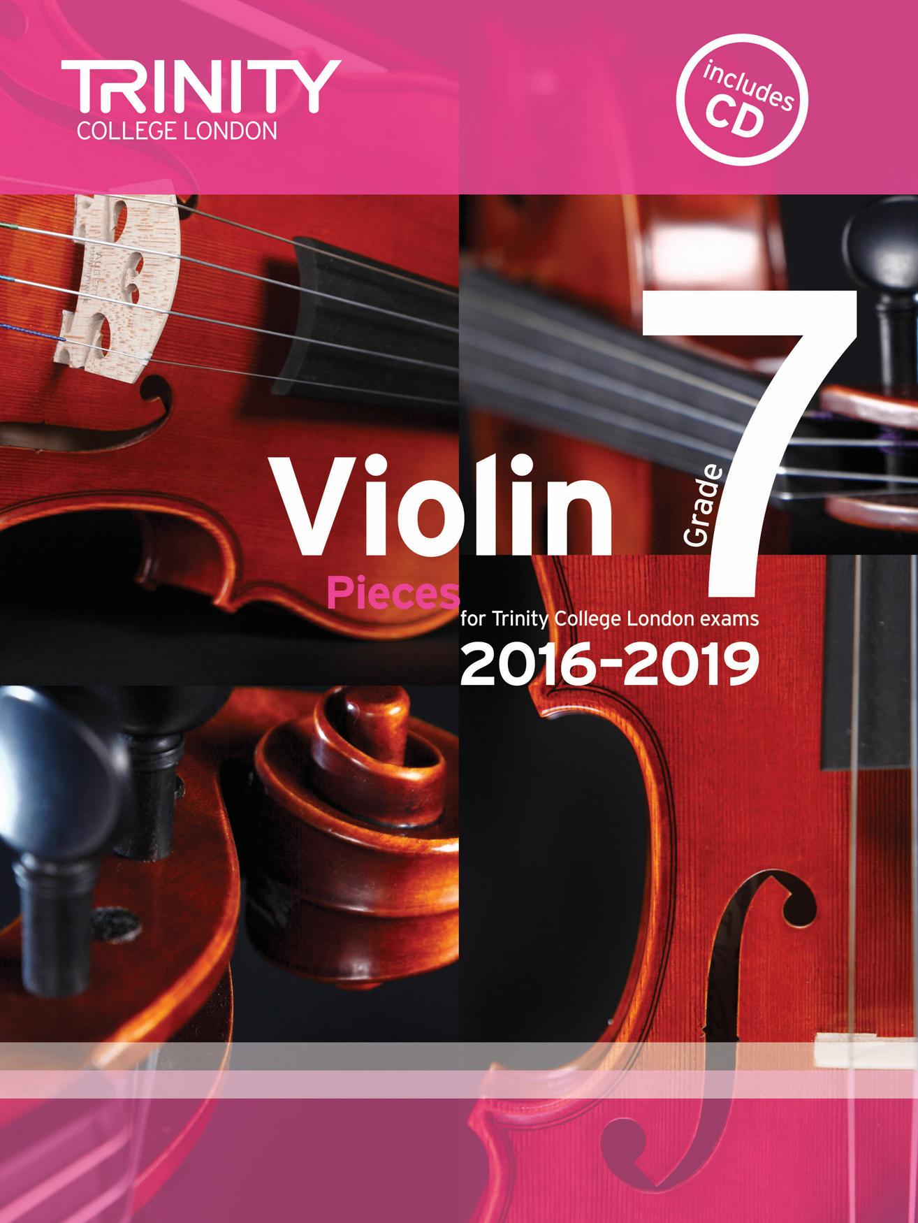 Violin Exam Pieces - Grade 7: Violin: Score and Parts
