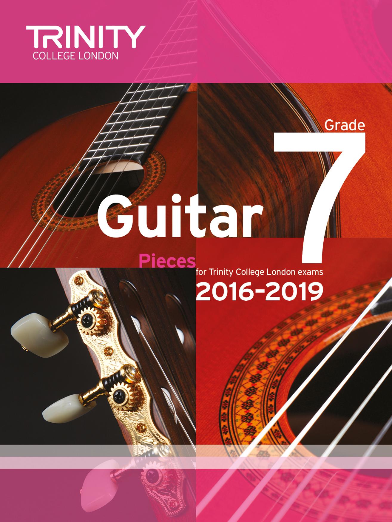 Guitar Exam Pieces - Grade 7: Guitar: Instrumental Album