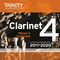 Clarinet Exam Pieces - Grade 4: Clarinet: Backing Tracks