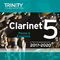 Clarinet Exam Pieces - Grade 5: Clarinet: Backing Tracks