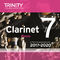 Clarinet Exam Pieces - Grade 7: Clarinet: Backing Tracks