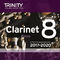 Clarinet Exam Pieces - Grade 8: Clarinet: Backing Tracks