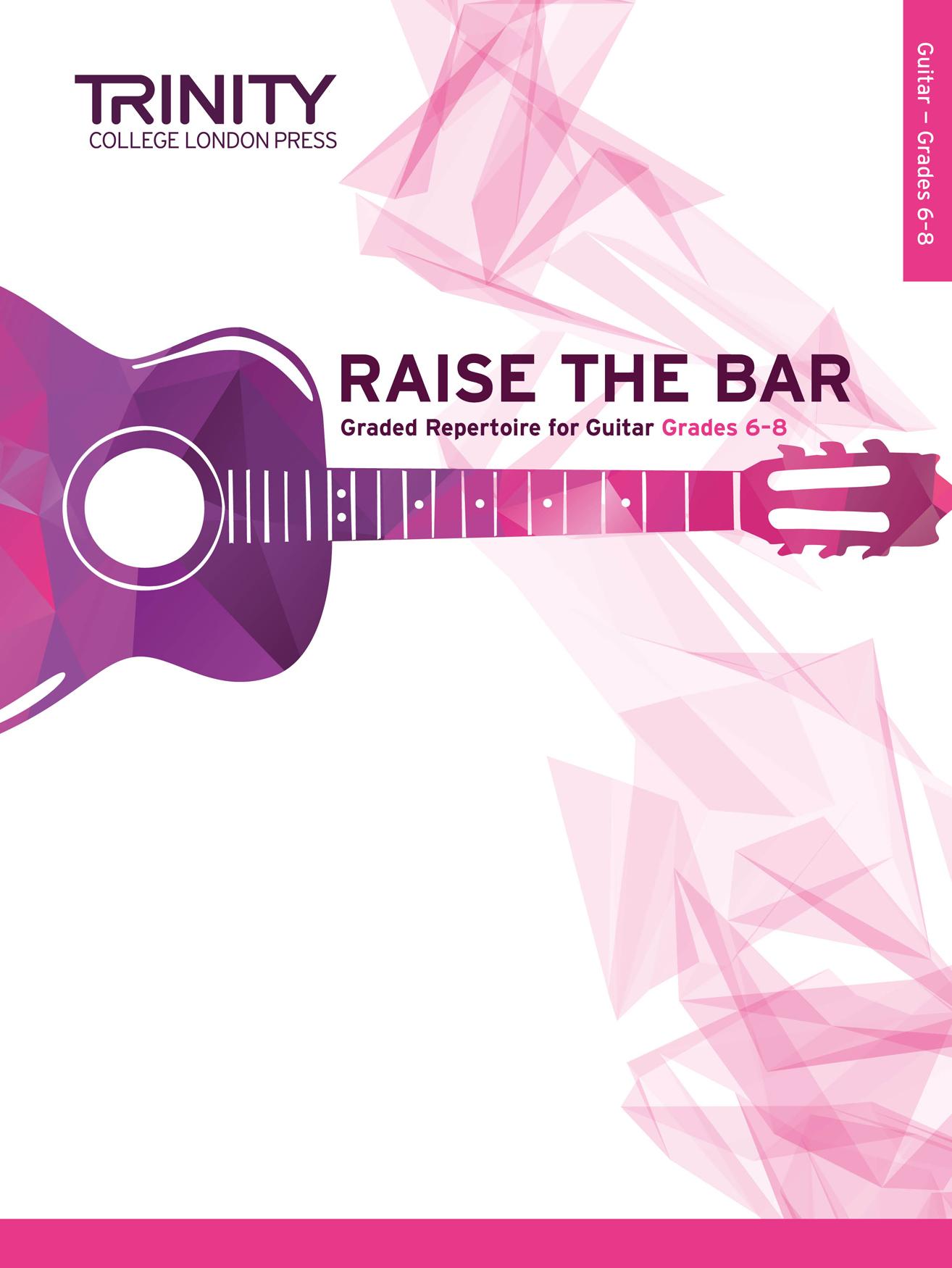 Raise The Bar Guitar: Guitar: Instrumental Album