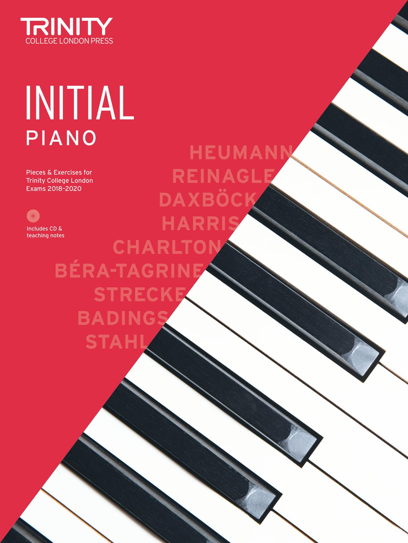 Piano Exam Pieces 2018-2020 Initial Grade: Piano: Instrumental Album