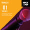Trinity Rock and Pop 2018-20 Vocals Grade 1 CD: Vocal: CD