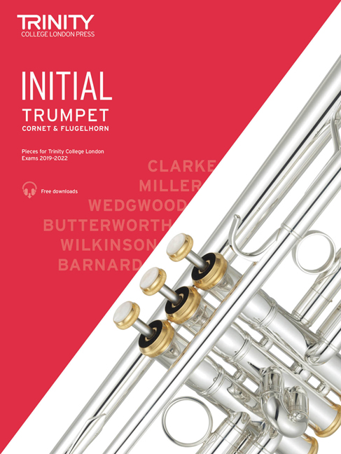 Trumpet Exam Pieces 2019-2022 Initial: Trumpet: Instrumental Tutor