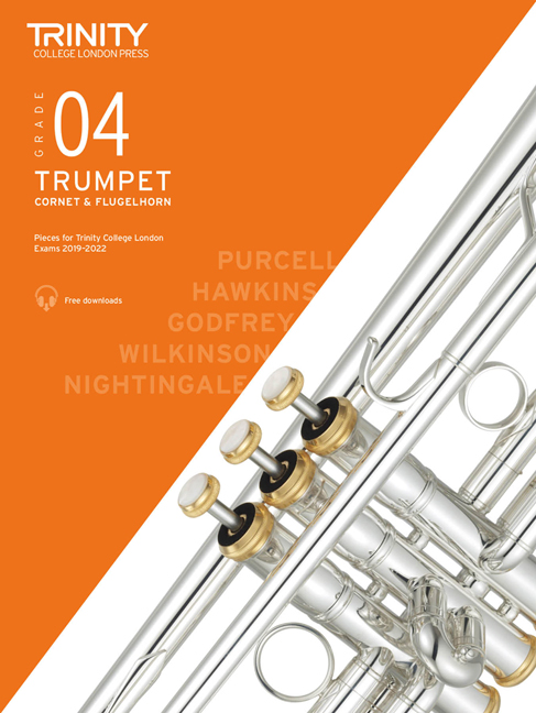 Trumpet Exam Pieces 2019-2022 Grade 4: Trumpet: Instrumental Tutor
