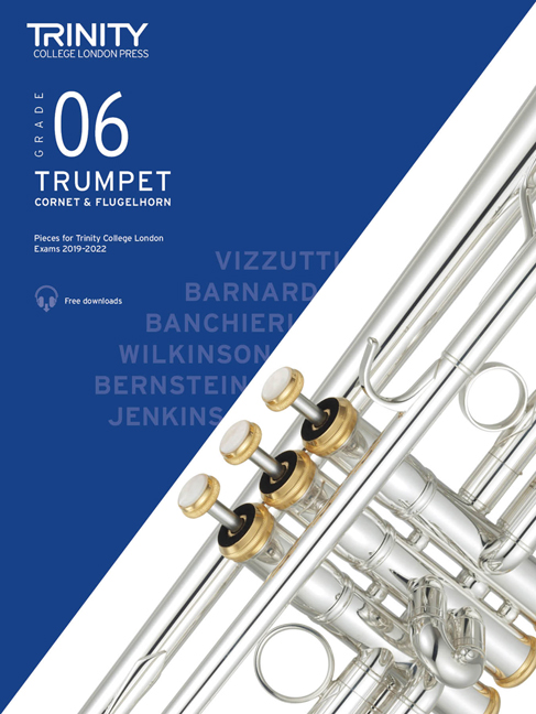 Trumpet Exam Pieces 2019-2022 Grade 6: Trumpet: Instrumental Tutor