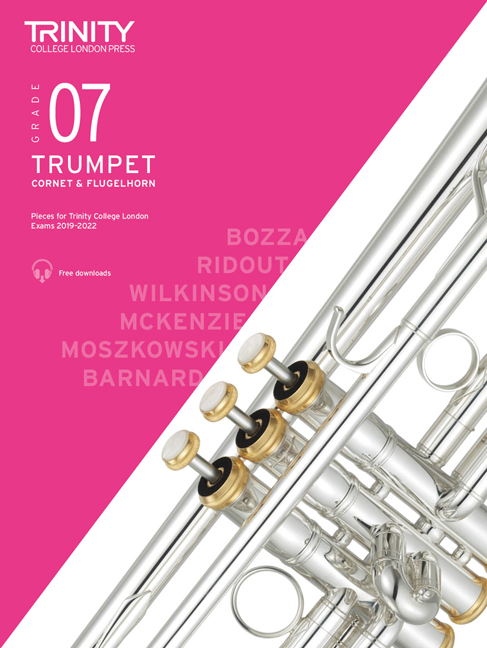 Trumpet Exam Pieces 2019-2022 Grade 7: Trumpet: Instrumental Tutor