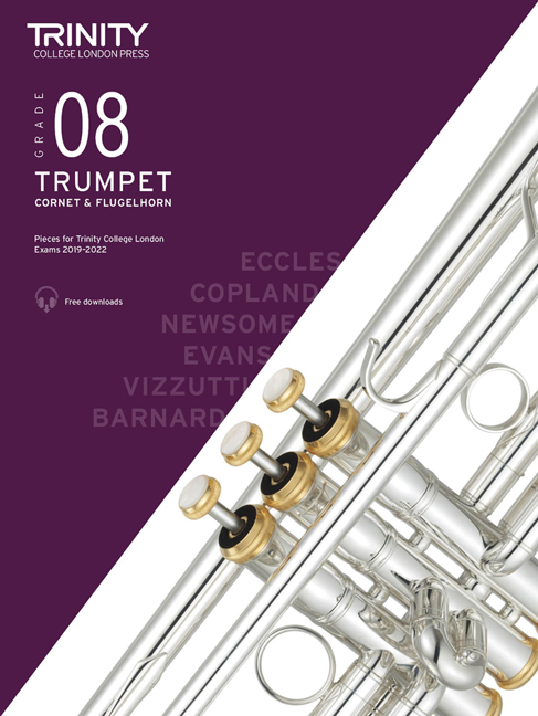 Trumpet Exam Pieces 2019-2022 Grade 8: Trumpet: Instrumental Tutor
