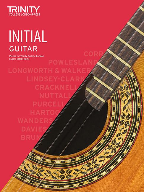 Guitar Exam Pieces 2020-2023: Initial: Guitar: Instrumental Tutor