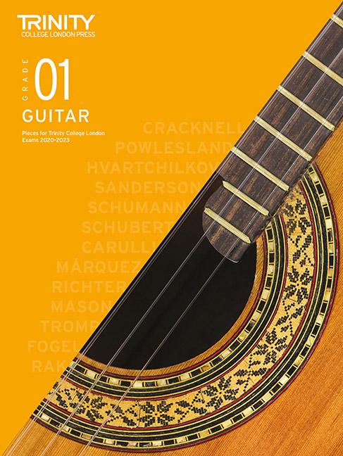 Guitar Exam Pieces 2020-2023: Grade 1: Guitar: Instrumental Tutor