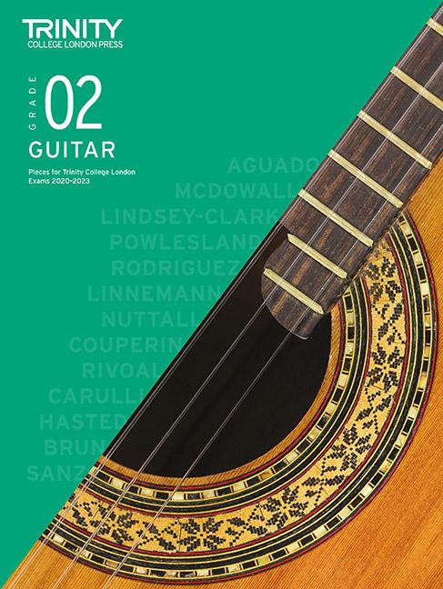 Guitar Exam Pieces 2020-2023: Grade 2: Guitar: Instrumental Tutor