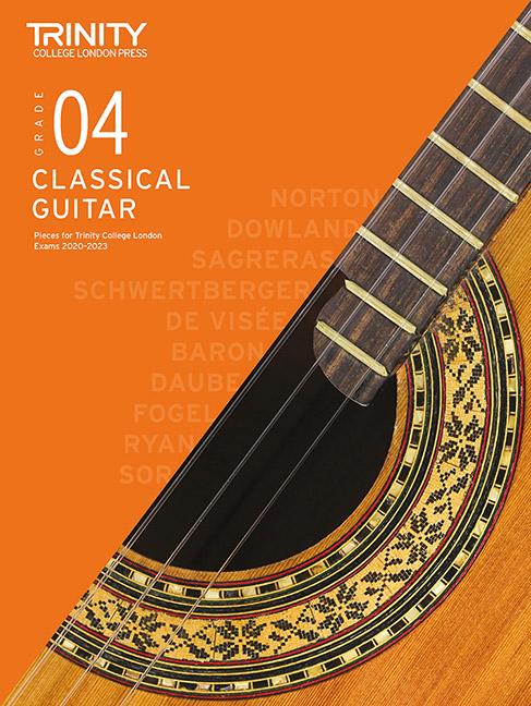 Guitar Exam Pieces 2020-2023: Grade 4: Guitar: Instrumental Tutor